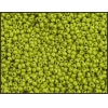 Seedbead Opaque Olive 10/0
